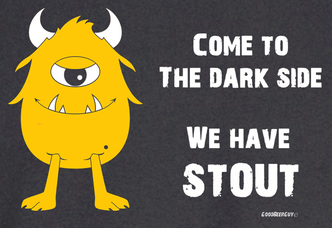 Come Dark Side
