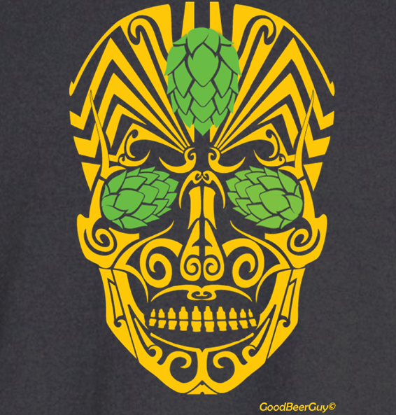 Mexican - tribal- sugar- beer-skull
