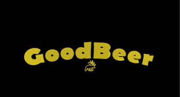 GoodBeer hoodie embroided