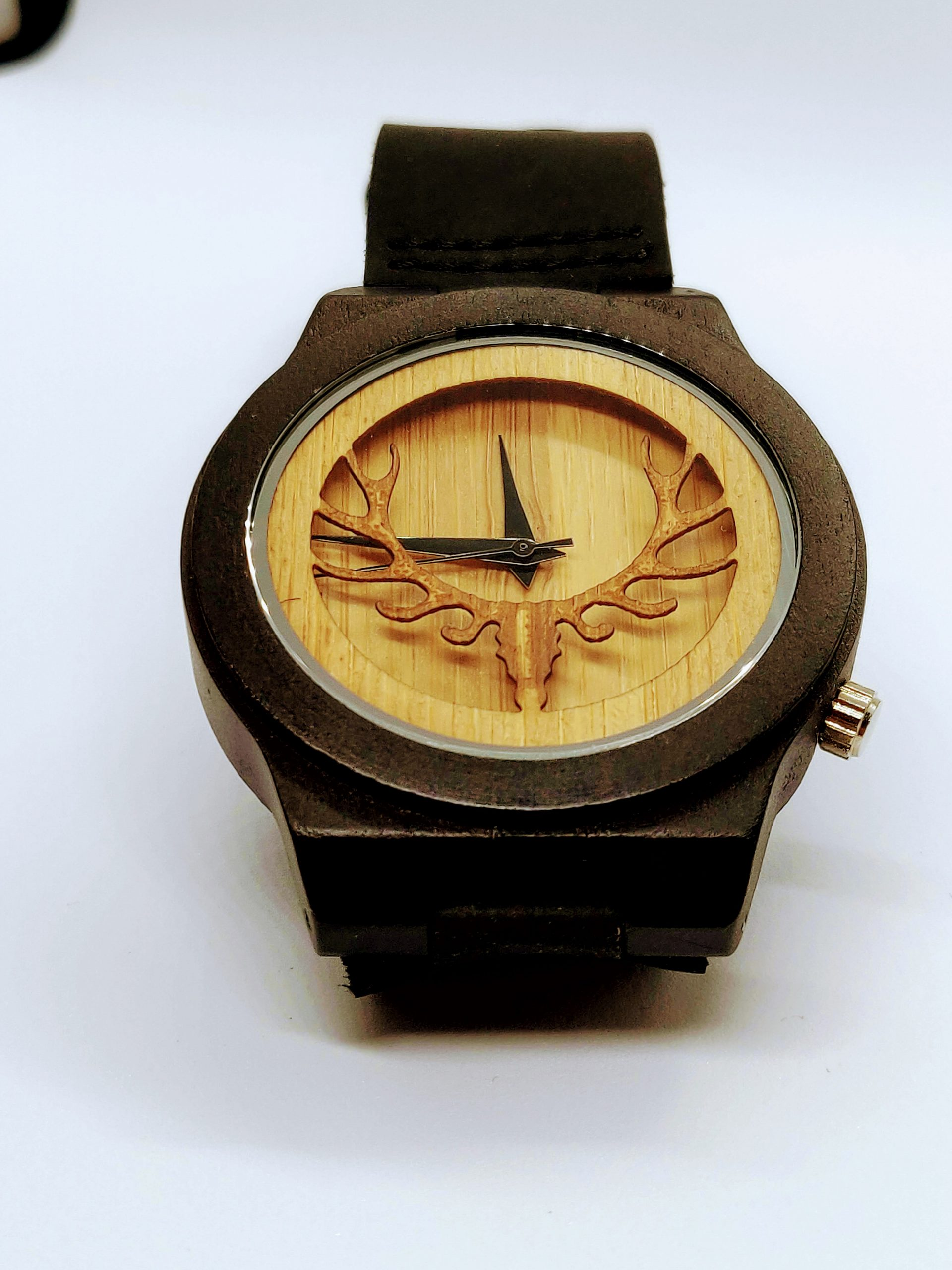 antlers-watch-wood