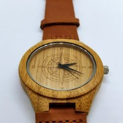 Red Kite wooden watch